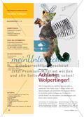 Achtung: Wolpertinger! Preview 1