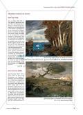 Skizzieren und Zeichnen von Herbstbäumen im Wind Preview 4