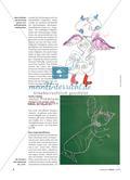 Paul Klees Linien-Engel: Zwei Varianten für den Einsatz im Unterricht Preview 3