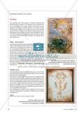 Paul Klees Linien-Engel: Zwei Varianten für den Einsatz im Unterricht Preview 5