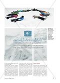 Kunst mit dem Körper und in der Natur: Engelsfiguren im Schnee Preview 2