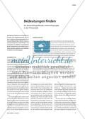 Bedeutungen finden - Ein fächerübergreifendes Unterrichtsprojekt in der Primarstufe Preview 1