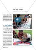 Der rote Faden - Ein schulübergreifendes Ausstellungsprojekt Preview 1