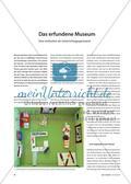 Das erfundene Museum - Eine Institution als Unterrichtsgegenstand Preview 1