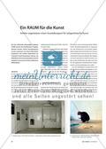 Ein RAUM für die Kunst - Schüler organisieren einen Ausstellungsort für zeitgenössische Kunst Preview 1