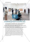 Materialteil: Ausstellungen betrachten: Hintergründe, Zusammenhänge Preview 5