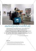 Materialteil: Ausstellungen betrachten: Hintergründe, Zusammenhänge Preview 6