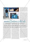 Inszenierung im Bild als Selbstinszenierung des Modells - Eine Facharbeit Preview 3