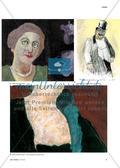 Fiktive Ahnengalerie - Experimentelle Porträtmalerei Preview 3