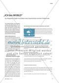 """""""ICH bin IM BILD"""" - Ein integratives Projekt mit Schülern einer Gesamtschule und einer Förderschule Preview 1"""