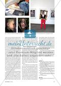 """""""ICH bin IM BILD"""" - Ein integratives Projekt mit Schülern einer Gesamtschule und einer Förderschule Preview 3"""