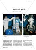 Ausflug ins Weltall - Tanztheater mit Masken Preview 1