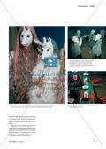 Ausflug ins Weltall - Tanztheater mit Masken Preview 3