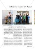 """Ins Museum – raus aus dem Museum: Das Ludwig Forum als Partner in der """"Offenen Ganztagsschule"""" Preview 1"""