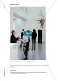 Materialteil: Wie sollen wir uns vor Kunstwerken im Museum verhalten? Preview 5