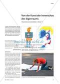 Von der Kunst der Innenschau des Eigenraums - Körperbewusstseinsbilder in Klasse 11 Preview 1