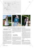 Von Einkaufszonen, Tabuzonen und Reflexzonen - Körper-Kunst-Produkt-Palette in einem Leistungskurs Preview 2