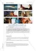 Materialteil: Aspekte zu Körperdarstellungen und -inszenierungen Preview 13