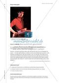 Materialteil: Aspekte zu Körperdarstellungen und -inszenierungen Preview 25