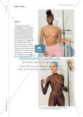 Materialteil: Aspekte zu Körperdarstellungen und -inszenierungen Preview 29