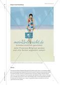 Materialteil: Aspekte zu Körperdarstellungen und -inszenierungen Preview 8