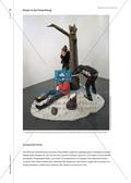 Materialteil: Aspekte zu Körperdarstellungen und -inszenierungen Preview 9