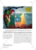 Unabhängigkeit und Freiheit - Selbstdarstellung als figurative Malerei Preview 3