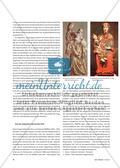 Stil- kontra Strukturanalyse - Kunstwissenschaftliche Interpretationsmethoden und -ansätze für den Kunstunterricht Preview 2