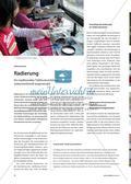 Radierung - Ein traditionelles Tiefdruckverfahren unkonventionell angewendet Preview 1