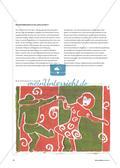 Bildfindung zwischen Planung und Zufall - Unterrichtsdarstellungen zu unterschiedlichen Drucktechniken Preview 2