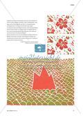 Bildfindung zwischen Planung und Zufall - Unterrichtsdarstellungen zu unterschiedlichen Drucktechniken Preview 3