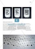 Bildfindung zwischen Planung und Zufall - Unterrichtsdarstellungen zu unterschiedlichen Drucktechniken Preview 7