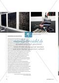 Bildfindung zwischen Planung und Zufall - Unterrichtsdarstellungen zu unterschiedlichen Drucktechniken Preview 8