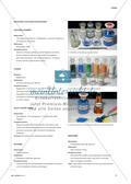 Casein und Leinöl - Farben nach eigenen Rezepten herstellen Preview 2