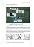 Wanted! - Schrift und Plakatgestaltung in der Grundschule Preview 11