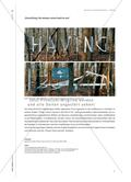 Wanted! - Schrift und Plakatgestaltung in der Grundschule Preview 8