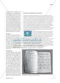 Schrift schreiben - Kalligraphie im Kunstunterricht Preview 2
