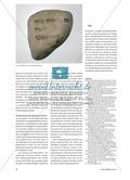 Schrift schreiben - Kalligraphie im Kunstunterricht Preview 3