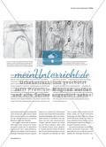 """Historische Werkprozesse verstehen - Rembrandts Bildprozess zur Geschichte des """"reuigen Judas"""" Preview 5"""