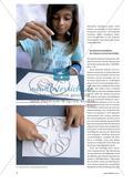 Entwerfen und Gestalten eines Talismans in der Technik des Gips-Negativ-Schnitts Preview 3