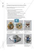 Entwerfen und Gestalten eines Talismans in der Technik des Gips-Negativ-Schnitts Preview 8