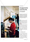 Schulgeschichte wird lebendig - Ein Wandmalprojekt zum Schuljubiläum Preview 1
