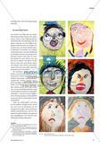 Gefühle sind wie Farben - Darstellung von Gefühlen im Selbstporträt Preview 4