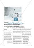 """Fotografische Illustrationen - zum Gedicht """"Der Panther"""" von Rainer Maria Rilke Preview 1"""