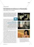 Identitätskonstruktionen im Musikvideo - Habitusofferten in Kunst und Medien Preview 1
