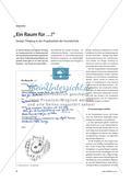 """""""Ein Raum für …!"""" - Design Thinking in der Projektarbeit der Grundschule Preview 1"""