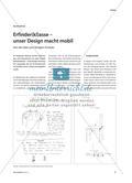Erfinder(kl)asse – unser Design macht mobil: Von der Idee zum fertigen Produkt Preview 1