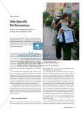 Site-Specific Performances - Performativ handelnde Körper im Dialog mit besonderen Orten Preview 1