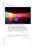 Material-Teil: Formgebung und Wirkung von Farbe in der bildenden Kunst Preview 14