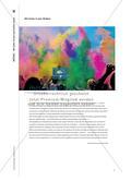 Material-Teil: Formgebung und Wirkung von Farbe in der bildenden Kunst Preview 5